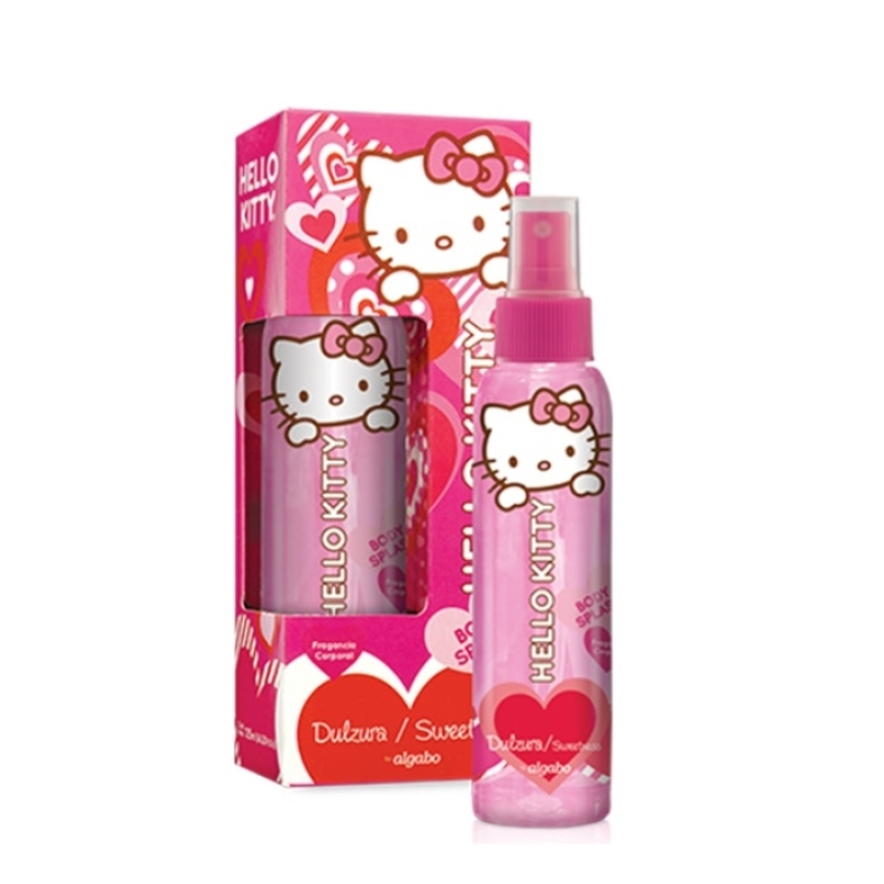 ALGABO HELLO KITTY BODY SPLASH X125 DULZURA