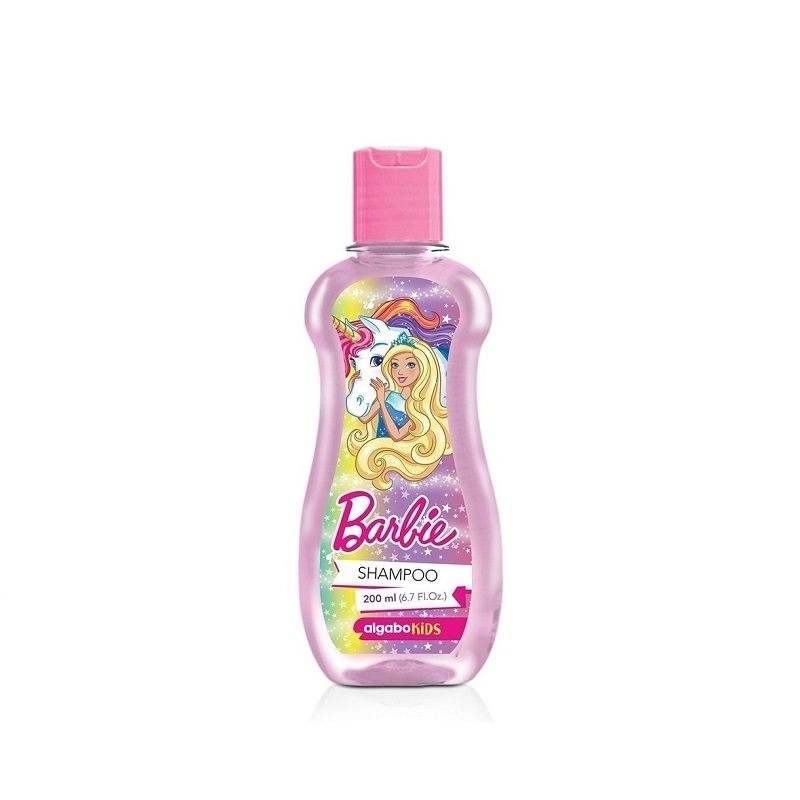 ALGABO BARBIE SHAMPOO X 200 ML.