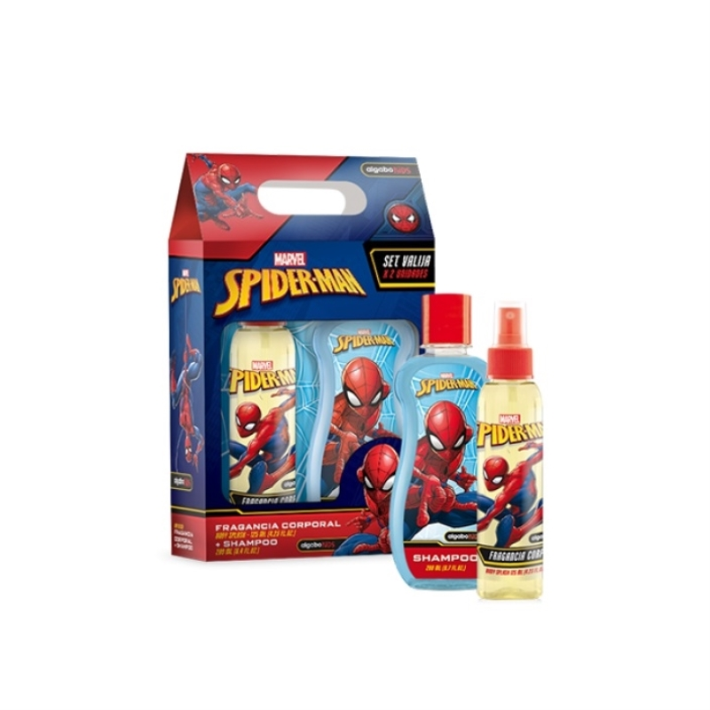 ALGABO AVENGER SPIDERMAN SET