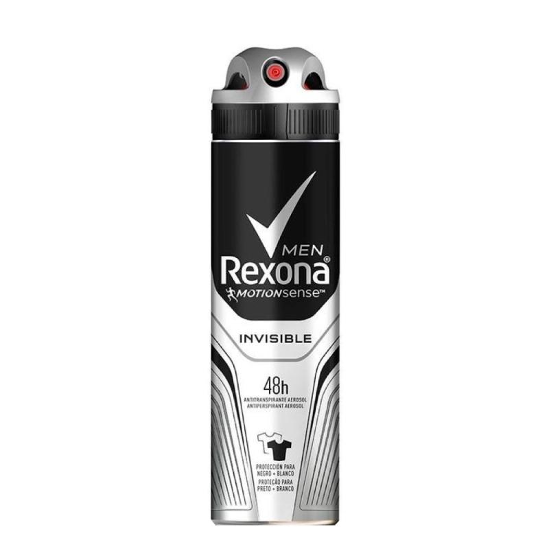 REXONA INVISIBLE ANTITRANSPIRANTE EN AEROSOL X 90 gr