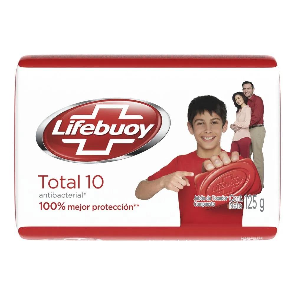 LIFEBUOY JABON TOTAL X 125 GR