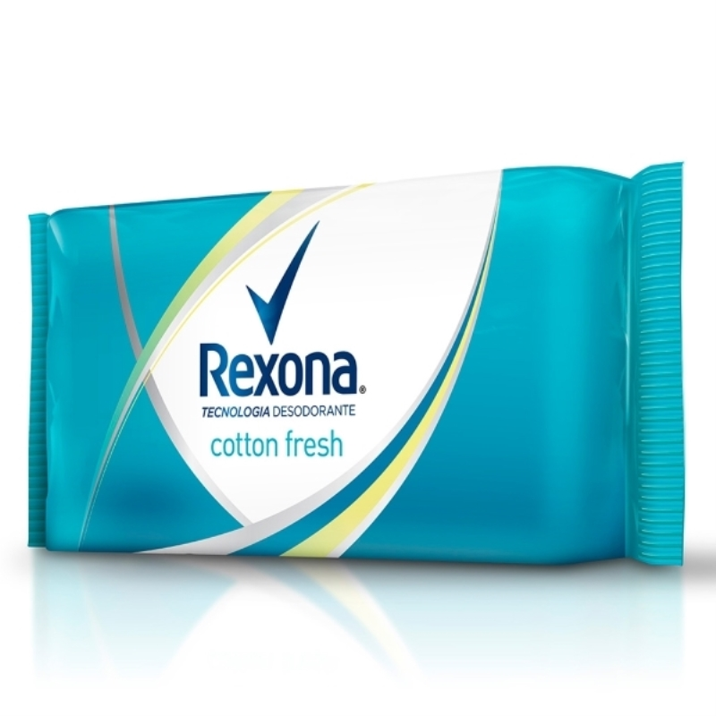 REXONA COTTON FRESH 3 un X 125 gr