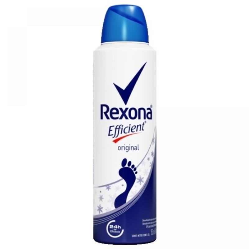 REXONA EFFICIENT ORIGINAL DESODORANTE X 153 ml
