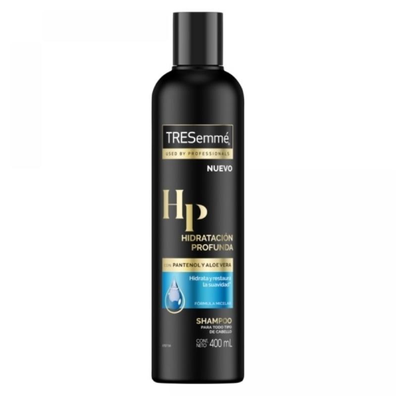 TRESEMME SHAMPOO HIDRATACION PROFUNDA X 400 ml