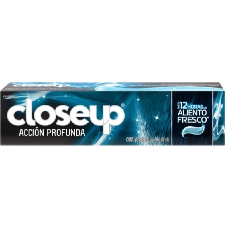 CLOSE UP PEPPERMINT DROPS  CREMA DENTAL X 90 gr
