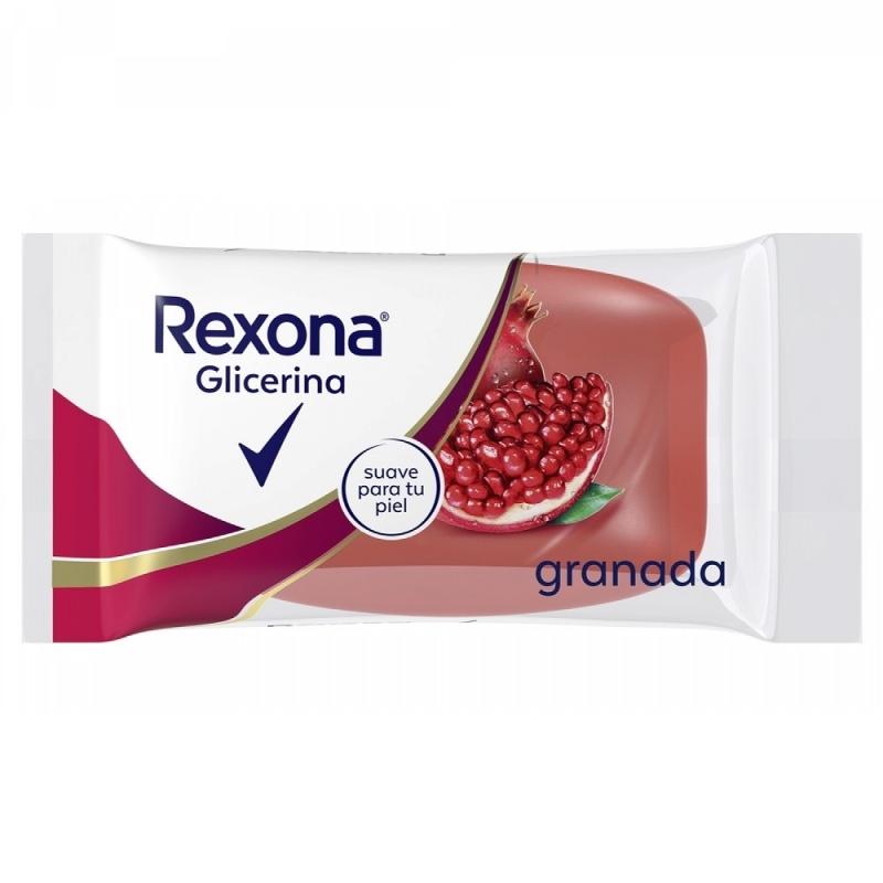 REXONA JABON GLICERINA GRANADA X90