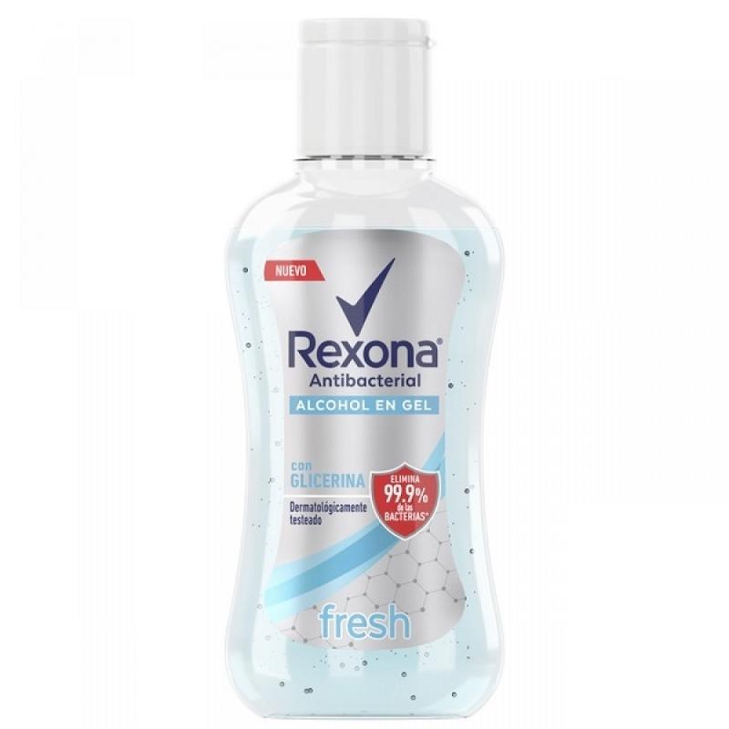 REXONA ALCOHOL EN GEL FRESH X57