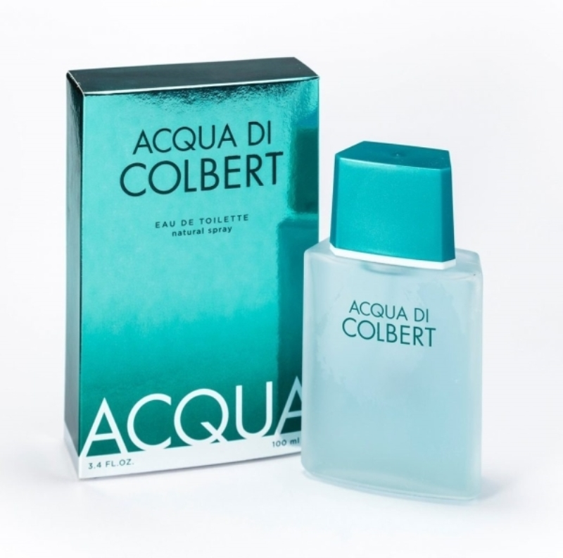 COLBERT ACQUA DI COLBERT EAU DE TOILLETTE CON VAPORIZADOR X 100 ml