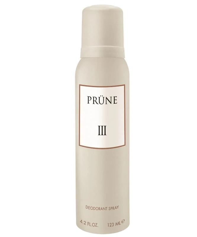 PRUNE 3 DEO X 123 ML. (COBRE)