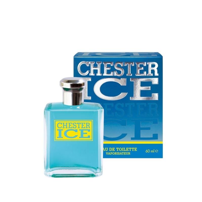 CHESTER ICE EAU DE TOILETTE CON VAPORIZADOR X 60 ml