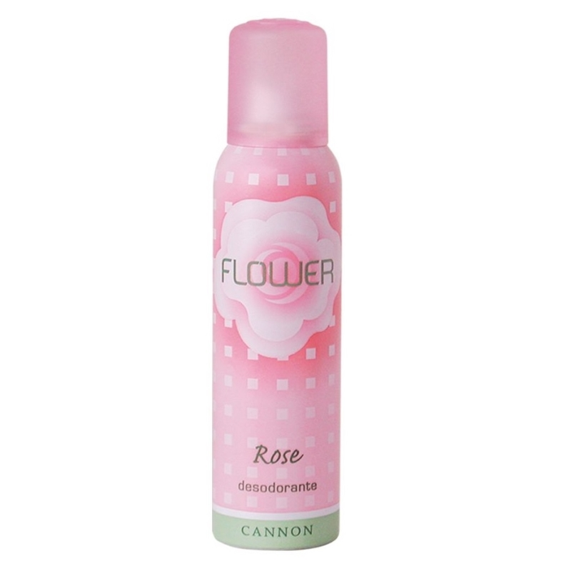 FLOWER ROSE DESODORANTE AEROSOL X 123 ML.