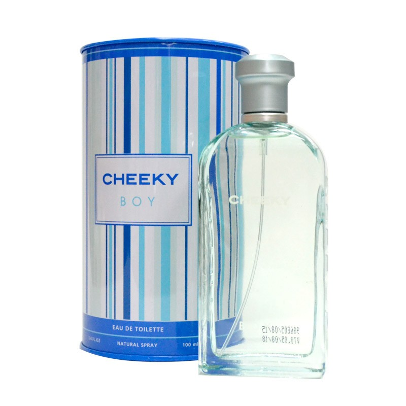 CHEEKY BOYS EAU DE TOILETTE CON VAPORIZADOR X 100 ml
