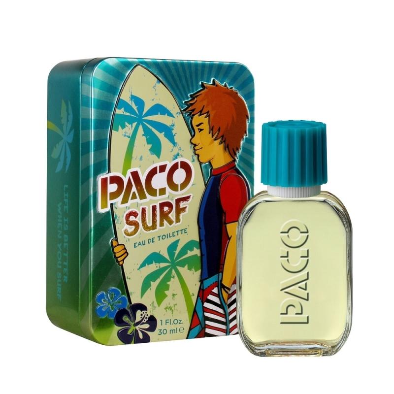 PACO SURF EAU DE TOILETTE X 30 ml