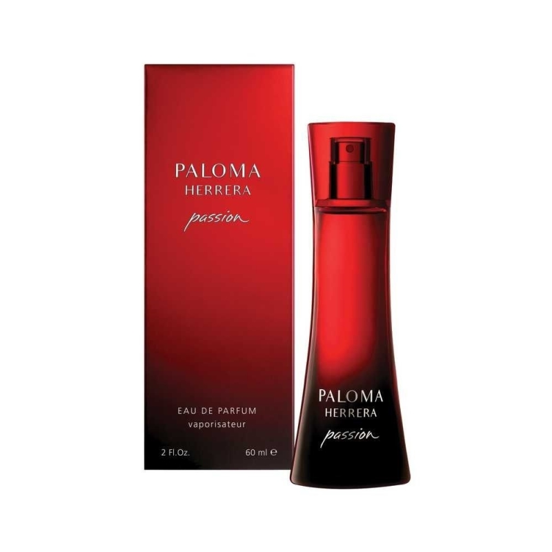 PALOMA HERRERA  PASSION EAU DE TOILETTE X60