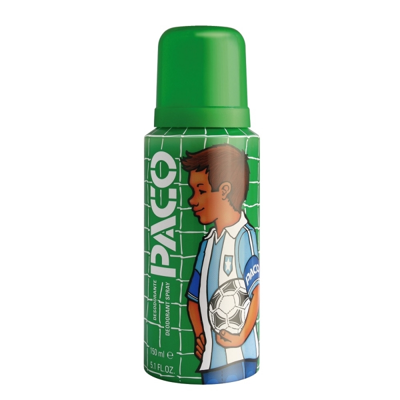PACO FUTBOL DEO AEROSOL X 150 ML