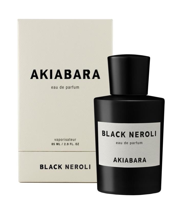 AKIABARA BLACK NEROLO EAU DE PARFUM X 85 ml