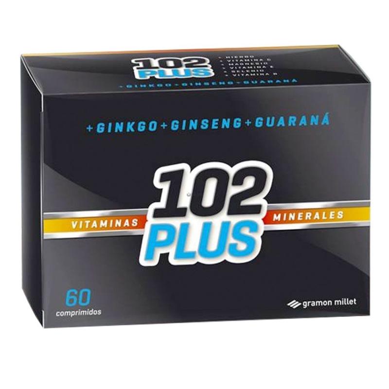 102 PLUS X 60 CAPSULAS