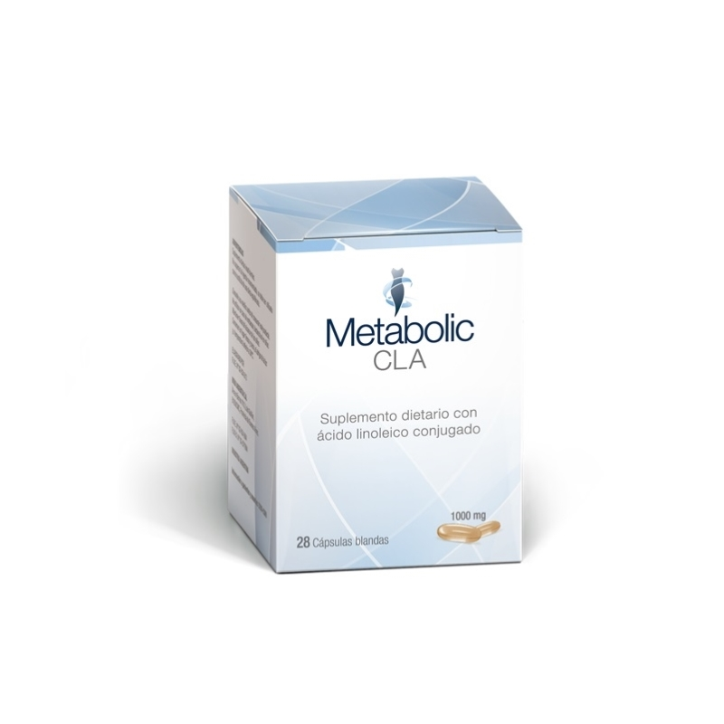 METABOLIC CLA CAPSULAS  X   28
