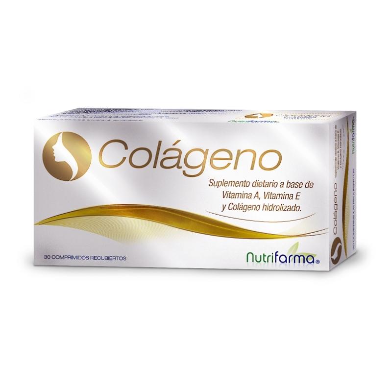 NUTRIFARMA COLAGENO X30