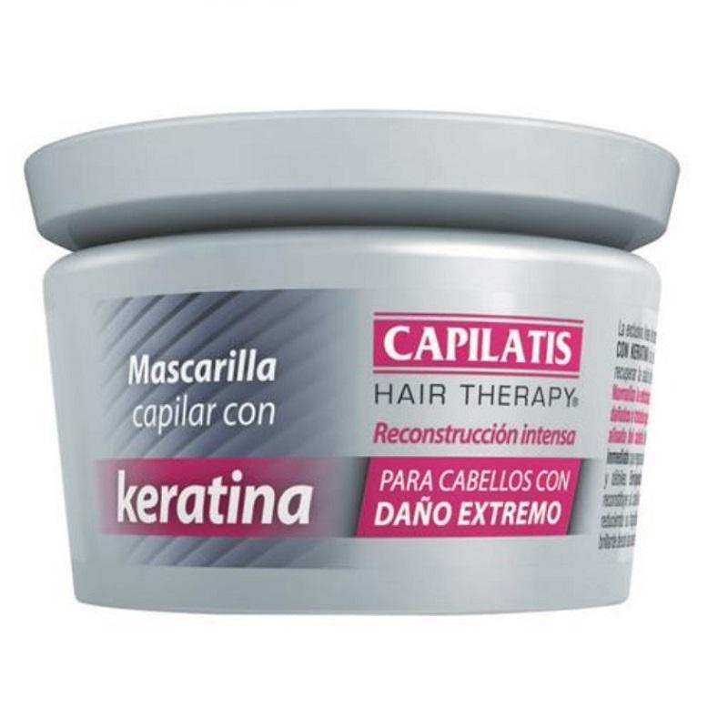 CAPILATIS  MASCARA CAPILAR CON KERATINA 170 GRS