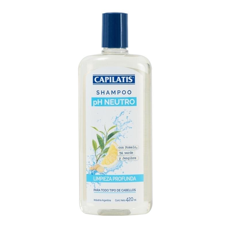 CAPILATIS  LIMPIEZA PROFUNDA PH NEUTRO X 420 ml