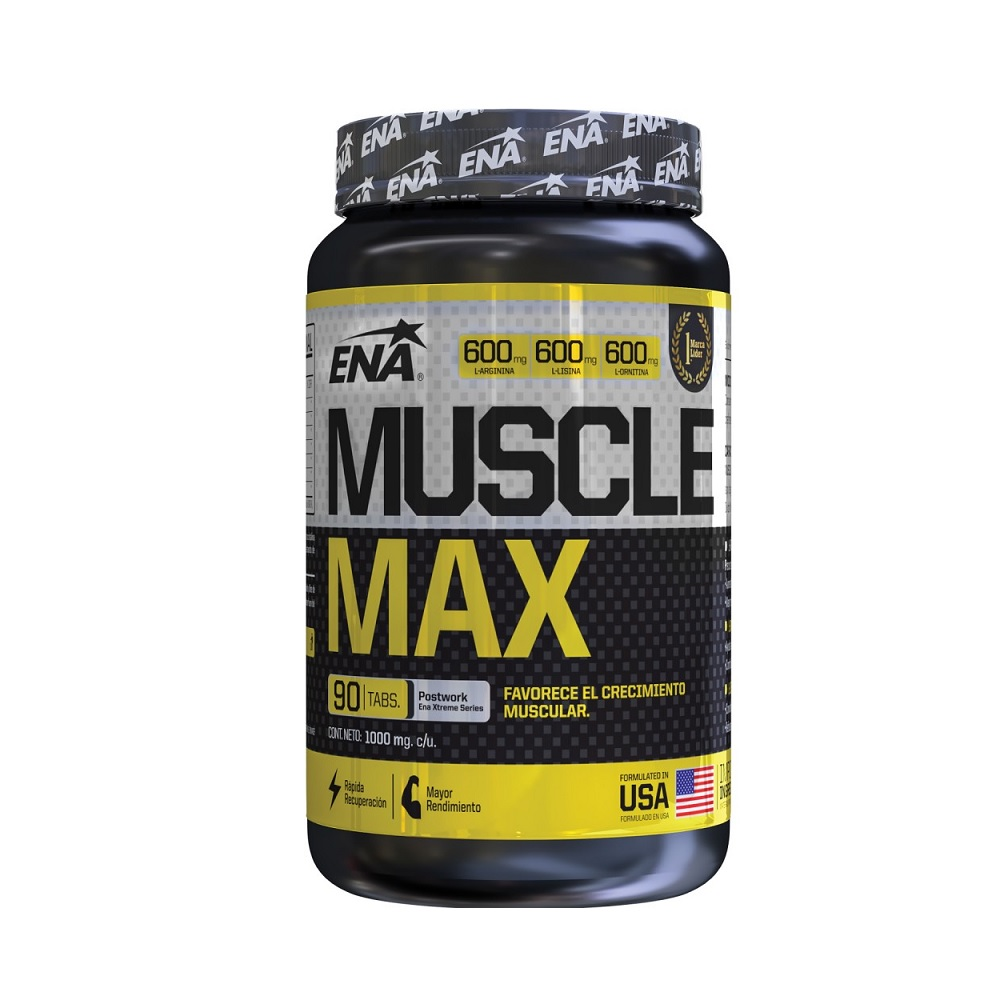 ENA MUSCLE MAX