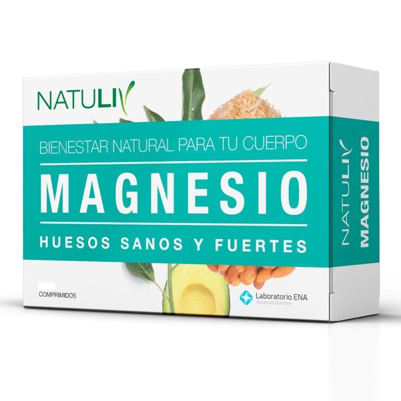 NATULIV MAGNESIO  ENV X   30