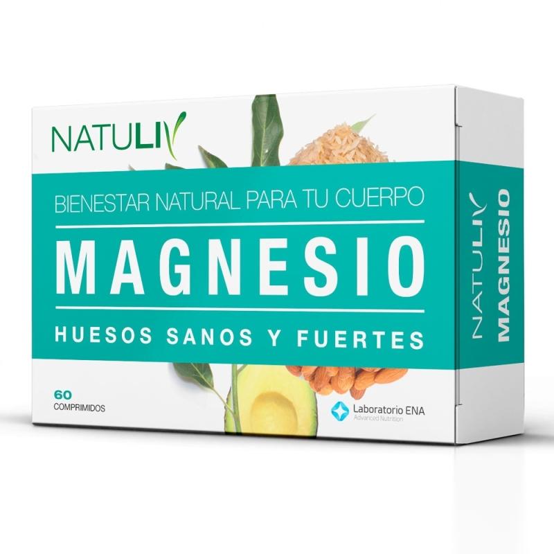NATULIV MAGNESIO   ENV X   60
