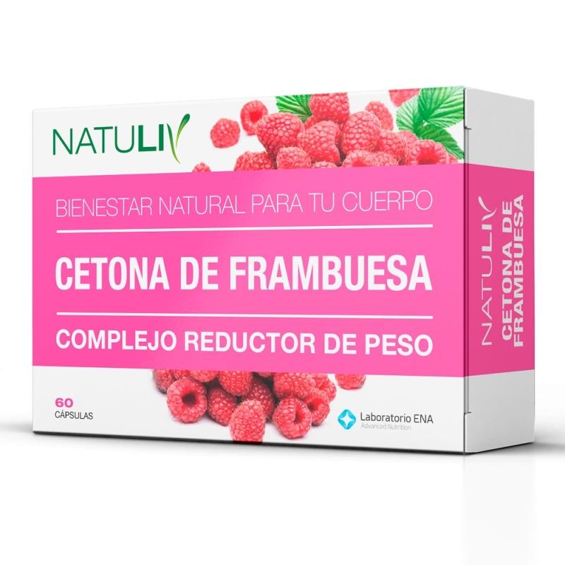 NATULIV CETONA DE FRAMBUESA ENV X   60