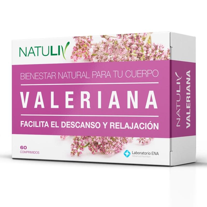 NATULIV VALERIANA  ENV X   60