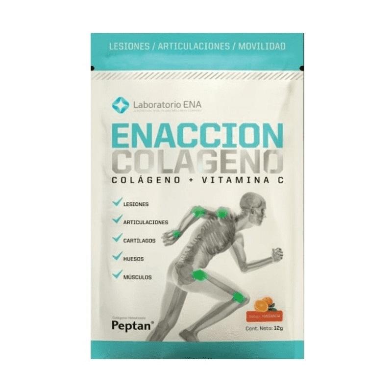 ENACCION COLAGENO X12GRS