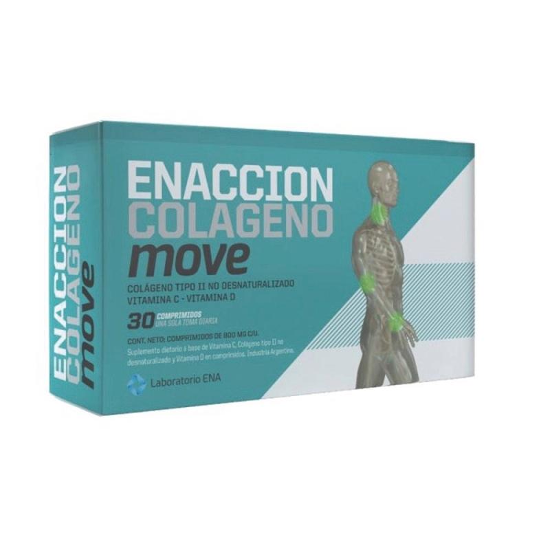 ENACCION COLAGENO MOVE X 30 COMPRIMIDOS
