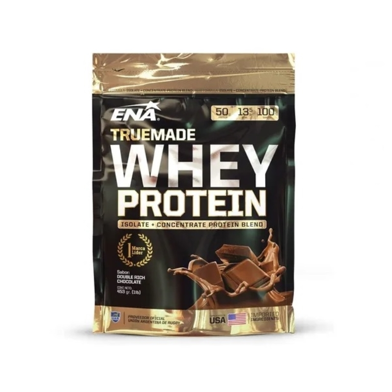 ENA WHEY PROTEIN DOUBLE RICH CHOCOLATE X453 GR