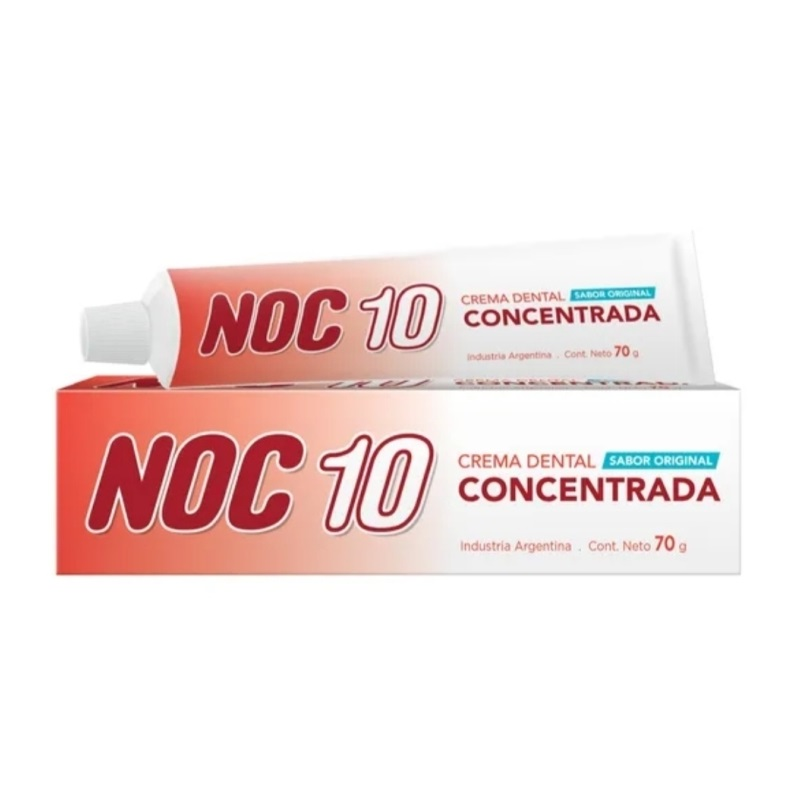 NOC NOC 10 CREMA DENTAL X 70