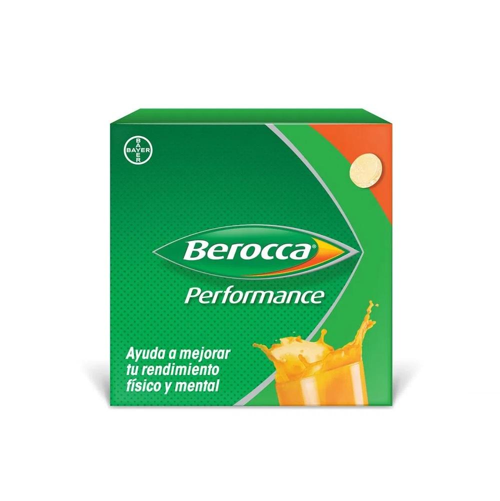 BEROCCA PERFORMANCE EFERV X30 COMP