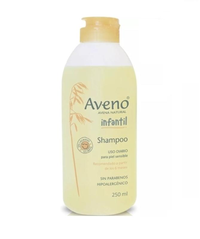 AVENO SHAMPOO PARA PIELES SENSIBLES X 250 ml