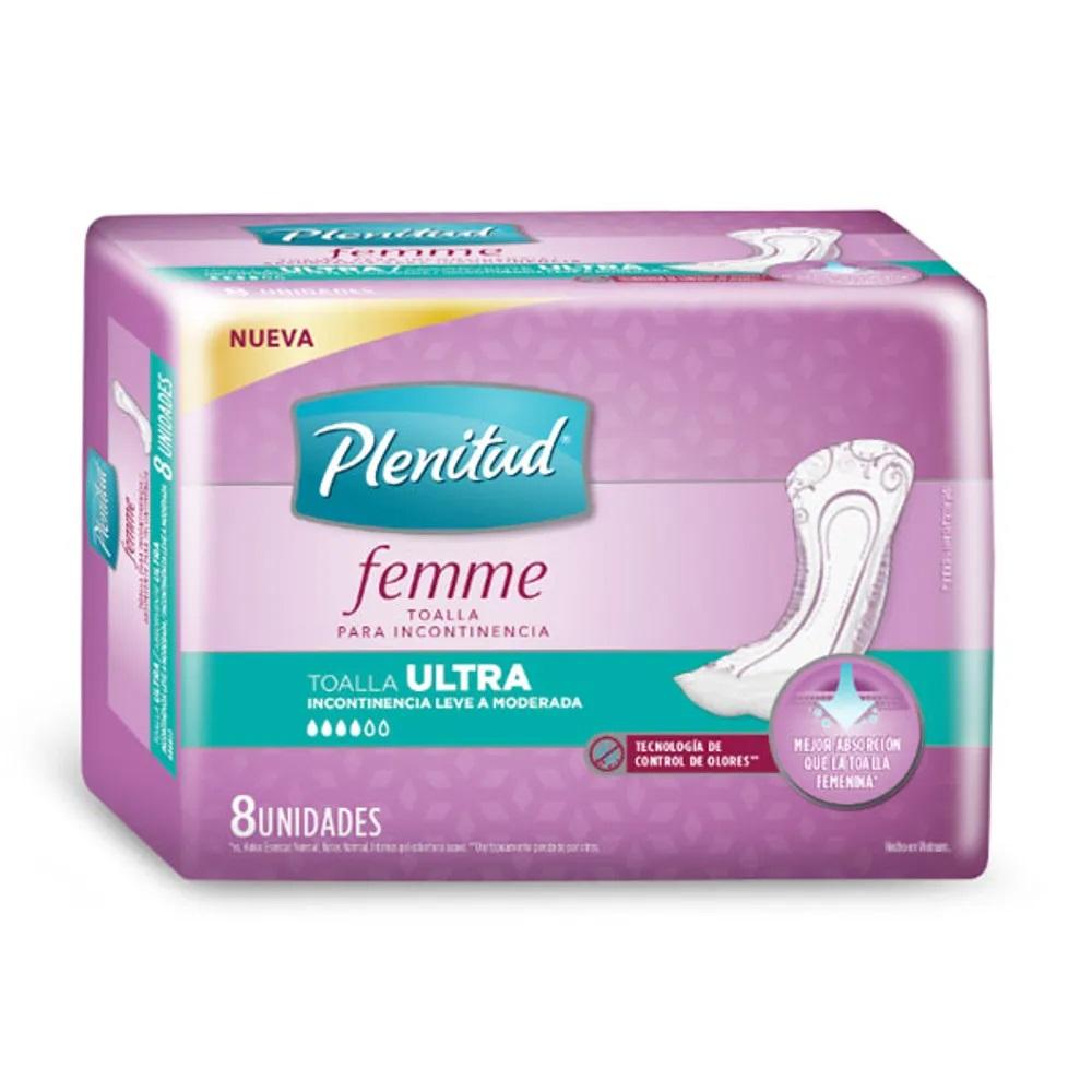 PLENITUD FEMME ULTRA S/A TOA X8
