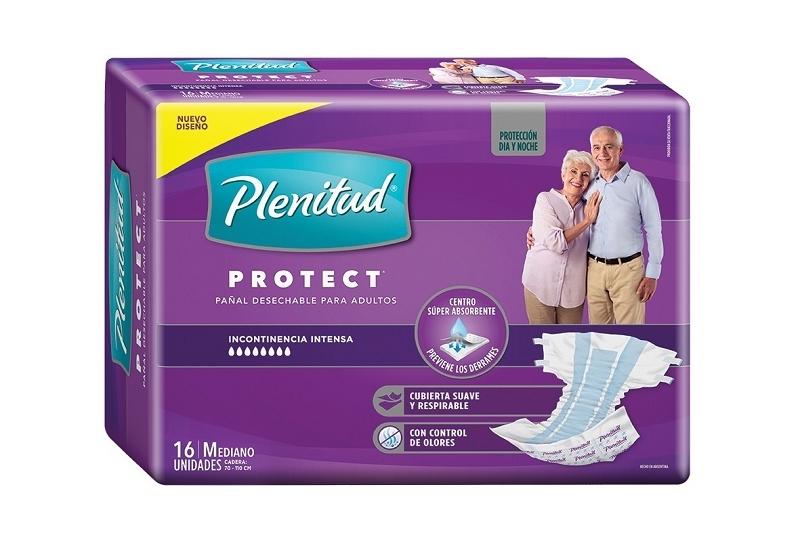 PLENITUD PROTECT PAÑAL T(M) X16
