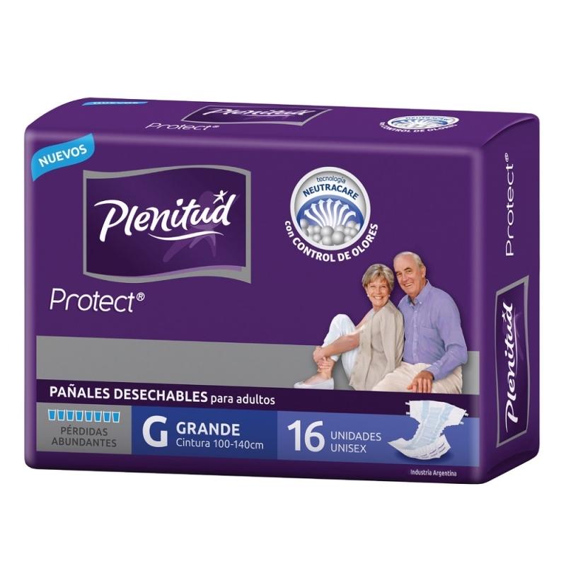 PLENITUD PROTECT PAÑAL T(G)X16