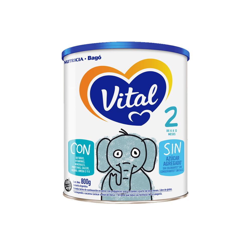 VITAL 2 NUTRI-PLUS X 800 GR