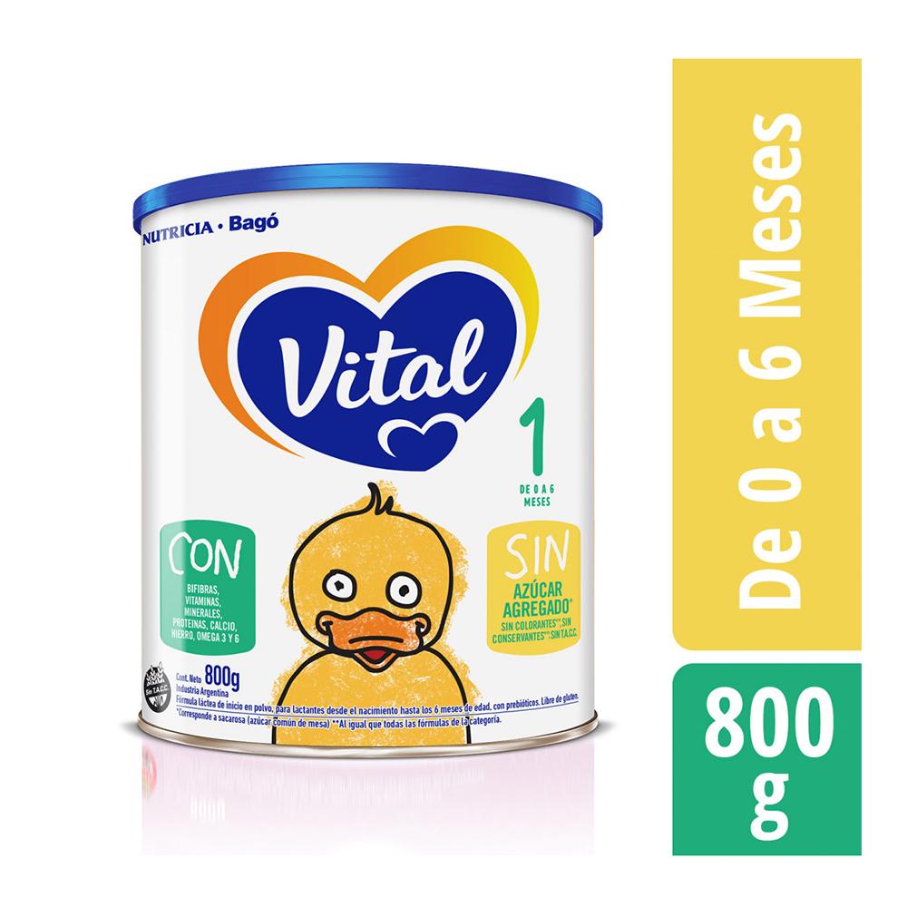 VITAL 1 NUTRI-PLUS X 800 GR