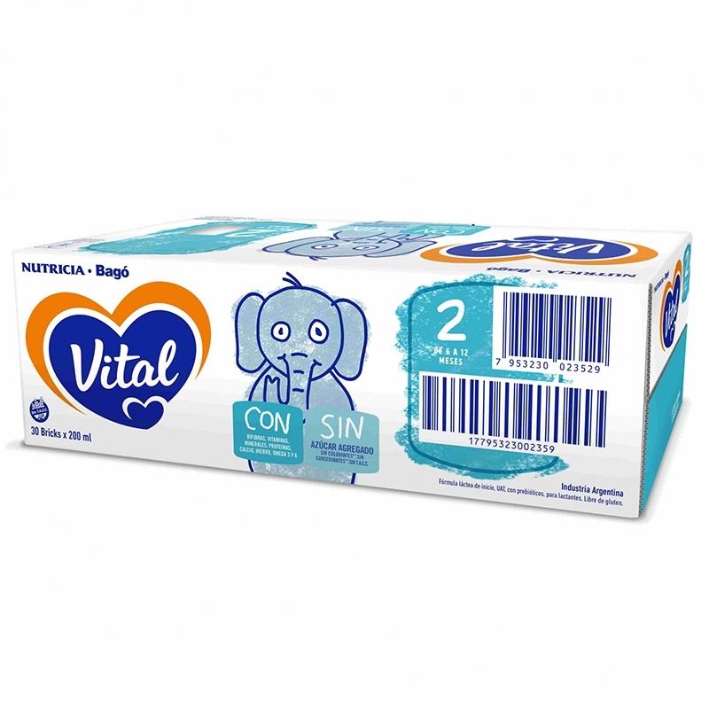 VITAL VITAL 2 BRICK 200ML X30U