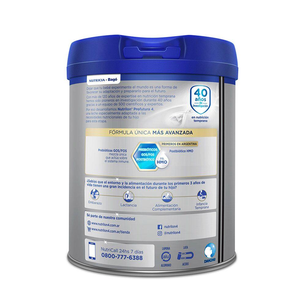 NUTRILON PROFUTURA 4 TARRO X 800 gr