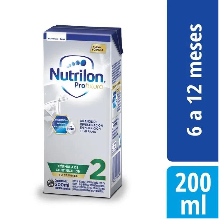 NUTRILON PROFUTURA 2 X200 ml