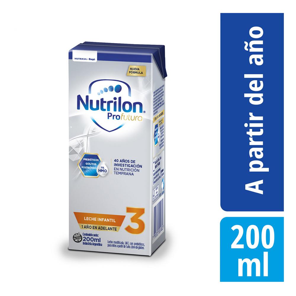 NUTRILON PROFUTURA 3 X200 ml
