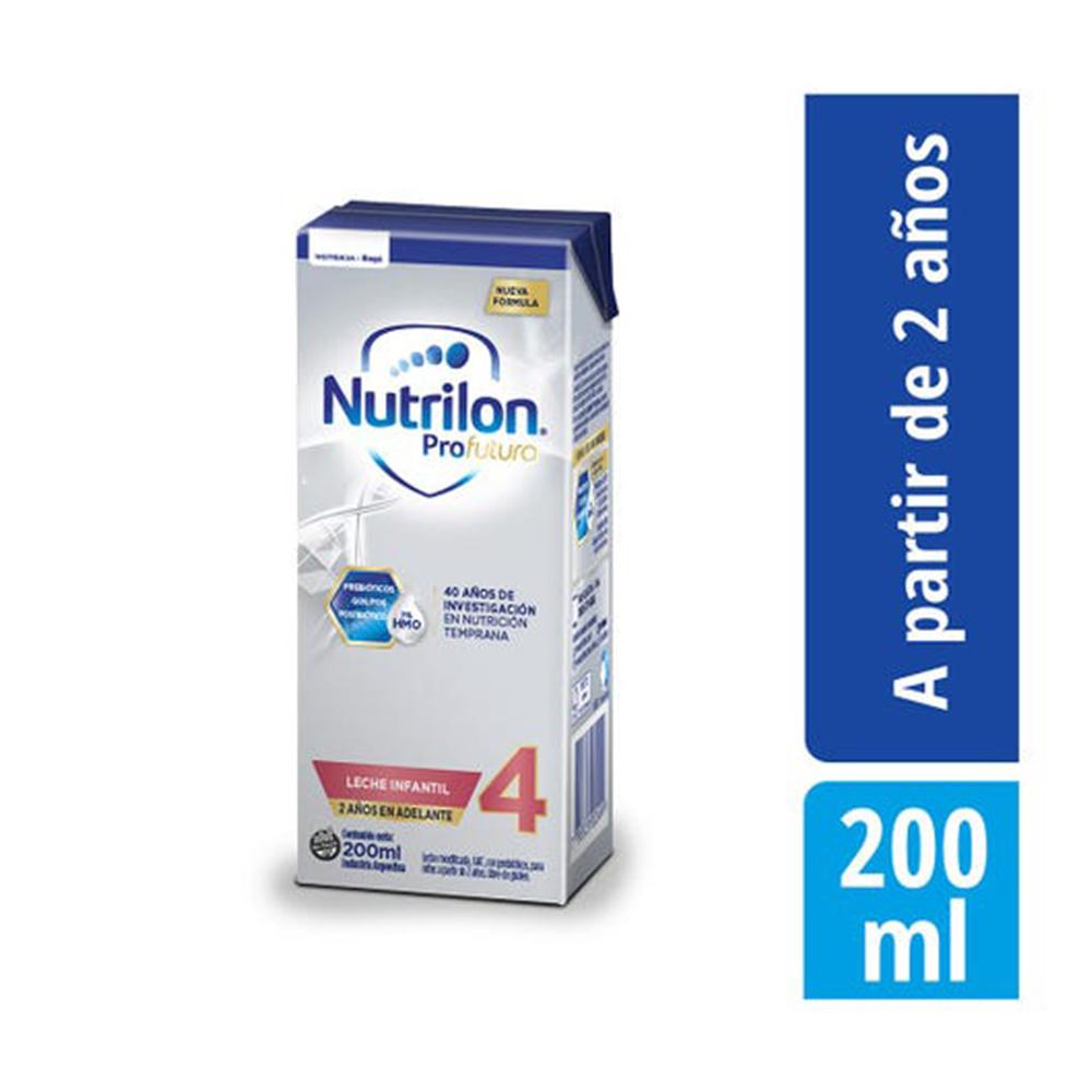 NUTRILON PROFUTURA 4 X200 ml