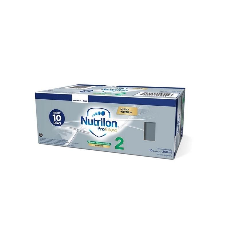 NUTRILON 2 PROFUTURA 200 ML ENV X 30