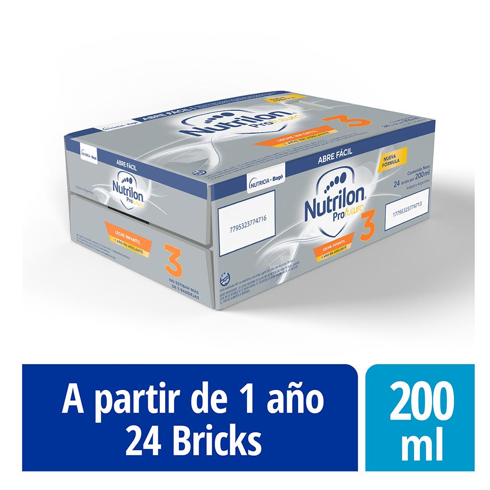 NUTRILON NUTRILON 3 PROFUTURA 200 ML ENV X 30