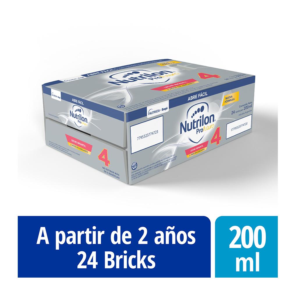 NUTRILON 4 PROFUTURA  200 ML ENV X 30