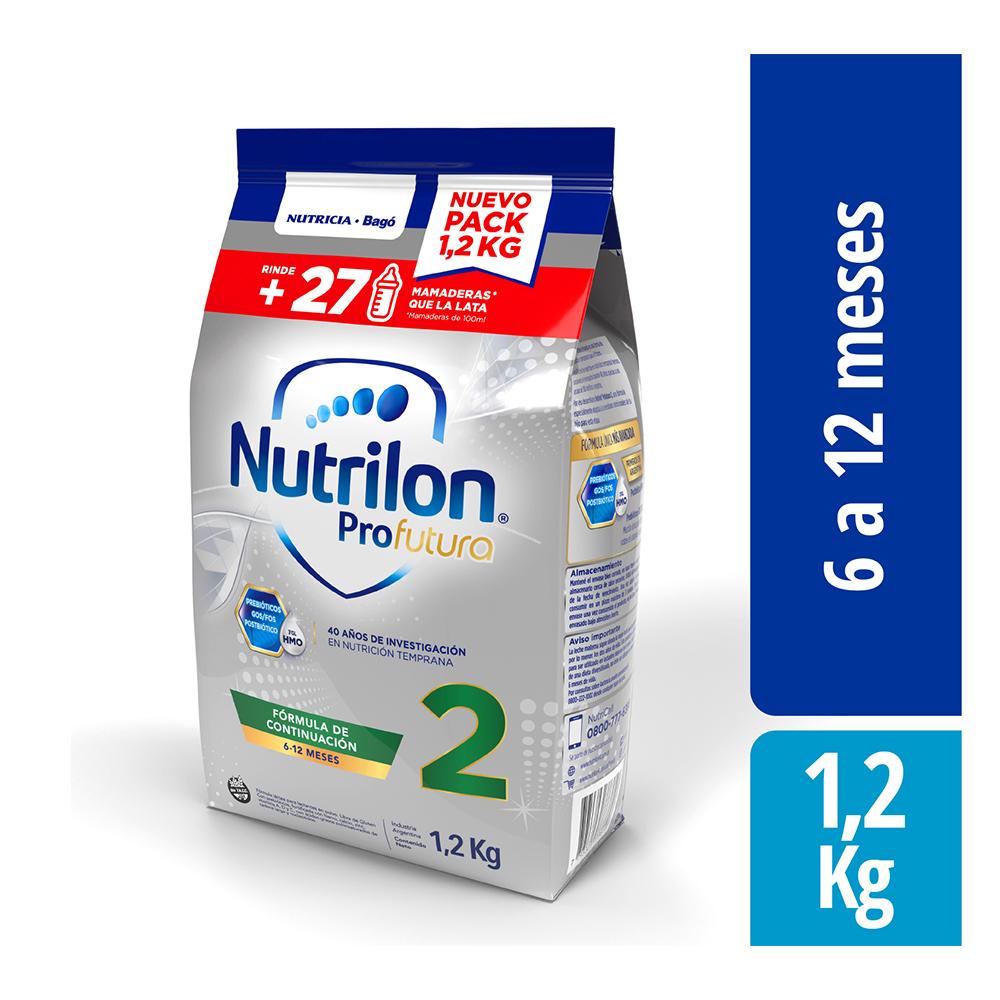 NUTRILON 2 POUCH X 1,200 Kg